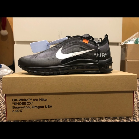 883f89dff8 Off-White Shoes | The Ten Off White X Nike Air Max 97 Og 85 Men ...